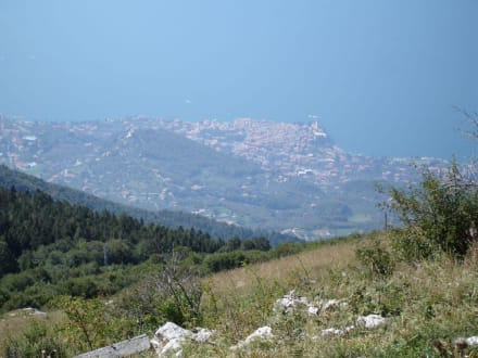 Monte Baldo - Seilbahn Malcesine - Monte Baldo