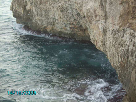 Die Bucht von Cala Domingos - Strand Cala Domingos