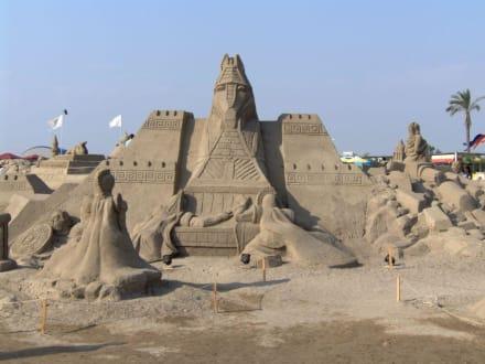 sand city - Freilichtmuseum Sandland
