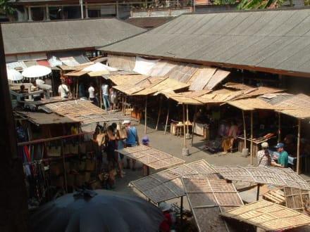 Marktplatz von Ubut - Markt in Ubud