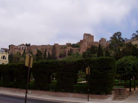 Burg/Palast/Schloss/Ruine - Alcazaba