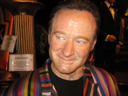 Robin Williams - Madame Tussauds