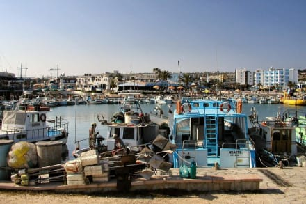 Ayia Napa - Fischereihafen Ayia Napa/Agia Napa