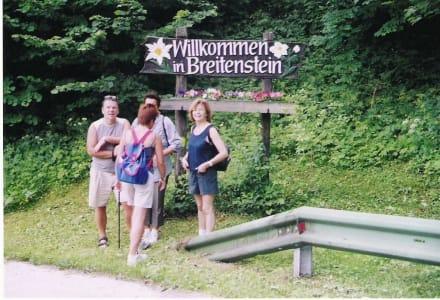 Bahnwanderweg - Breitenstein - Wandern Semmeringbahn Gloggnitz