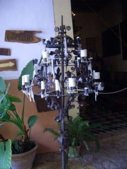 Ambiente an jeder Ecke - La Granja
