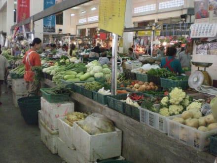 Krabi Markt - Rundreise Südthailand