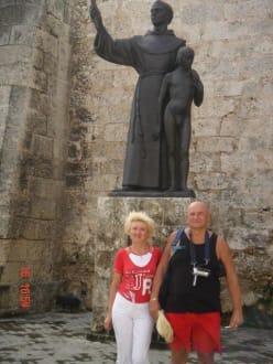 Denkmal - Altstadt Havanna