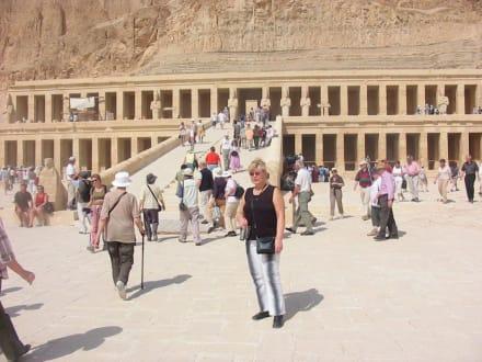 Tempel - Tempel der Hatschepsut