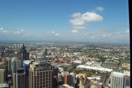 Sydney Skyline - Sydney Tower