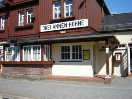Bahnhof Harzbahn - Brocken