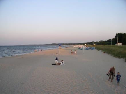 Strand von Boltenhagen - Strand Boltenhagen