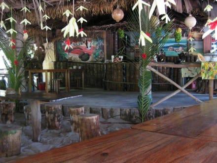 La Digue, Grand' Anse, Restaurant Loutiercoco - Grand Anse