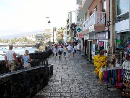 Puerto de La Cruz Bilder - Strandpromenade San Telmo