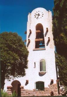 Cabildo von Humahuaca - Bergdorf Humahuaca