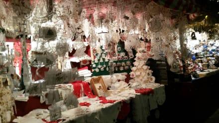 Tischdecken etc.  - Christkindlesmarkt