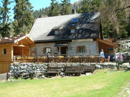 Ifinger Hütte - Ifinger Hütte