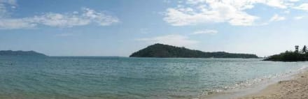 Aussicht - Nice Beach