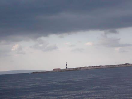 Insel Espalmador  - Insel Espalmador
