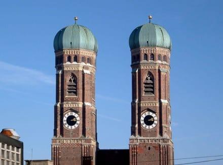 Die Türme der Frauenkirche - Frauenkirche