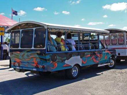 Die Welt ist Bunt - Tortola Islands