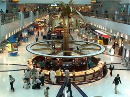 Duty-Free - Flughafen Dubai (DXB)