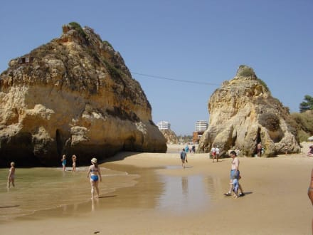Praia da Alvor Algarve - Strand Alvor