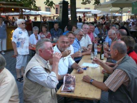 Goethe-Weinfest am Frauenplan - Goethe Weinfest