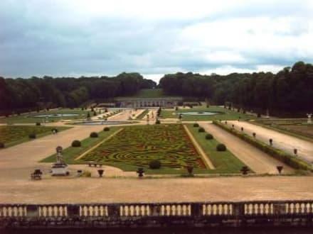 Anlage - Schloss Vaux Le Vicomte