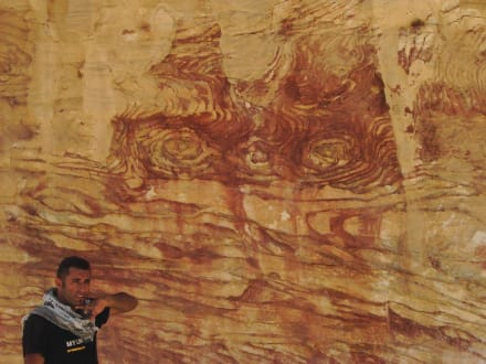 Die Augen des Pharaos - Coloured Canyon