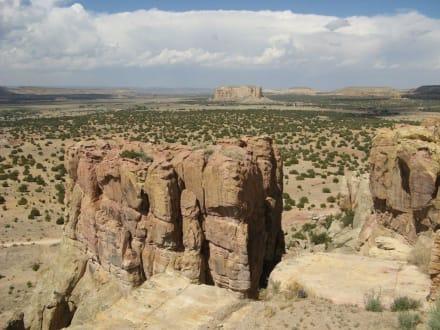 Acoma Pueblo bzw. Sky City in New Mexico - Acoma Pueblo (Sky City)
