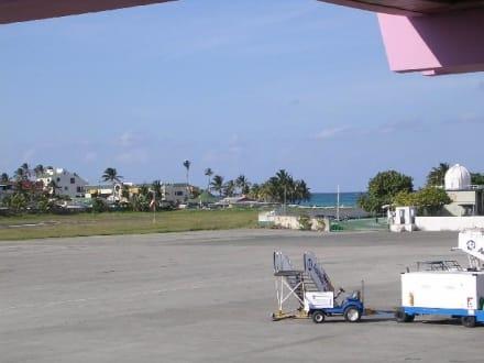 San Andres - Flughafen San Luis - Flughafen San Andres (ADZ)