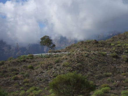 Mit den Wolken auf DU gehen - Bergwelt