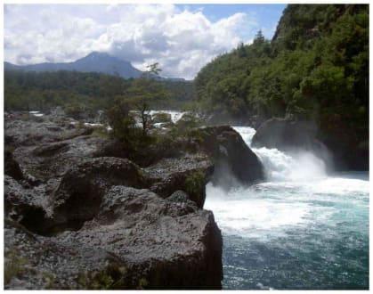 Saltos de Petrohue - Umgebung Puerto Varas