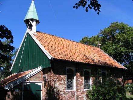 Kirche auf Spiekeroog - Alte Inselkirche