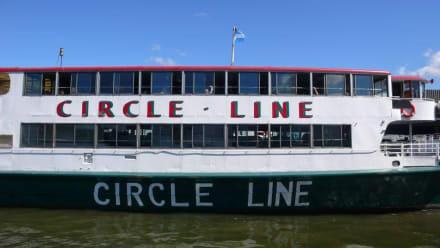 Die Fähre - Circle Line Cruises
