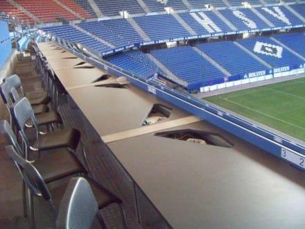 Presse Plätze - Volksparkstadion