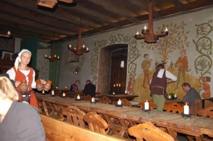 Restaurant mit Bedienung - Olde Hanse