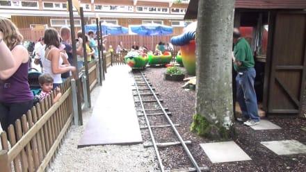Raupenbahn - Freizeitpark Traumland