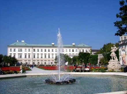 Mirabellgarten - Schloss Mirabell
