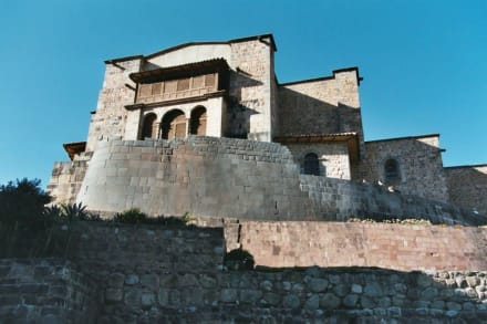 Q'oricancha in Cuzco - Qurikancha (Sonnentempel)