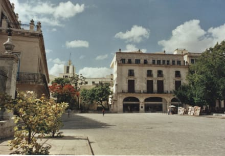 Ausflug nach Havanna - Altstadt Havanna