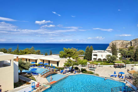 View of the Resort -