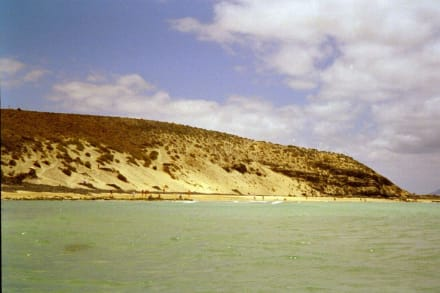 Playa de Esquinzo Strand - Strand Playa de Esquinzo / Playa de Butihondo