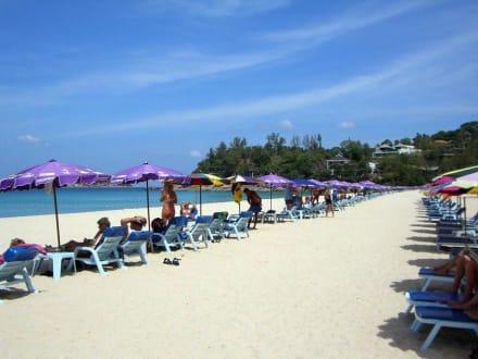 Kata Noi Beach - Strand Kata Noi