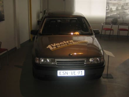 Opel Vectra 1,6i GL, 1990 - Automobile Welt Eisenach
