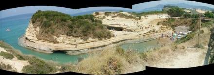 Panorama Sidari - Strand Sidari