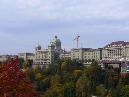 Bundeshaus Bern - Altstadt Bern
