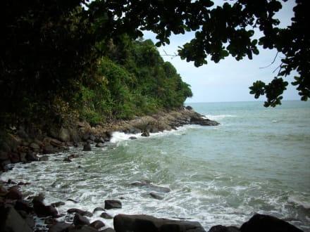 Blick aufs Meer - Khao Lak-Lam Ru National Park