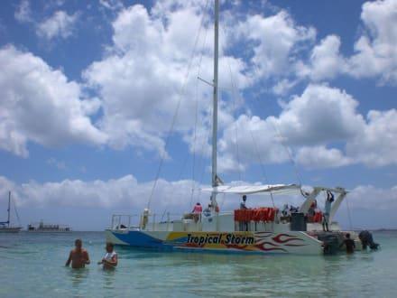 Katamaran tour - Katamaran Tour Tropical Storm Punta Cana