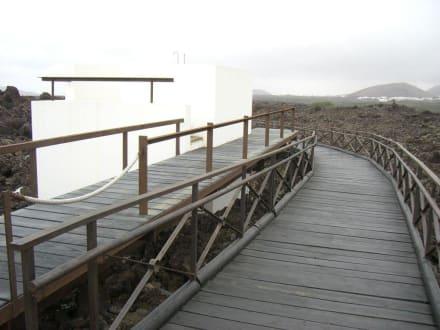 In`s Lavafeld - Centro de Visitantes